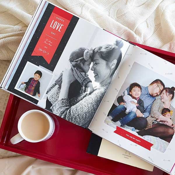 Happy Love Day photo book