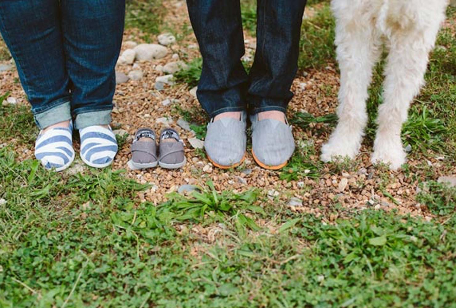 gender reveal ideas baby shoes dog paws