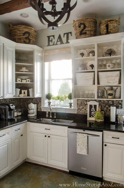 Kitchen Decoration Idea by Home Stories A to Z - Shutterfly