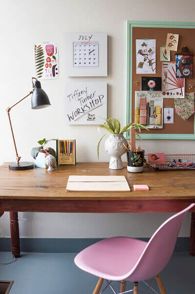 Office Decorating Idea by Emily Wheeler - Shutterfly.com