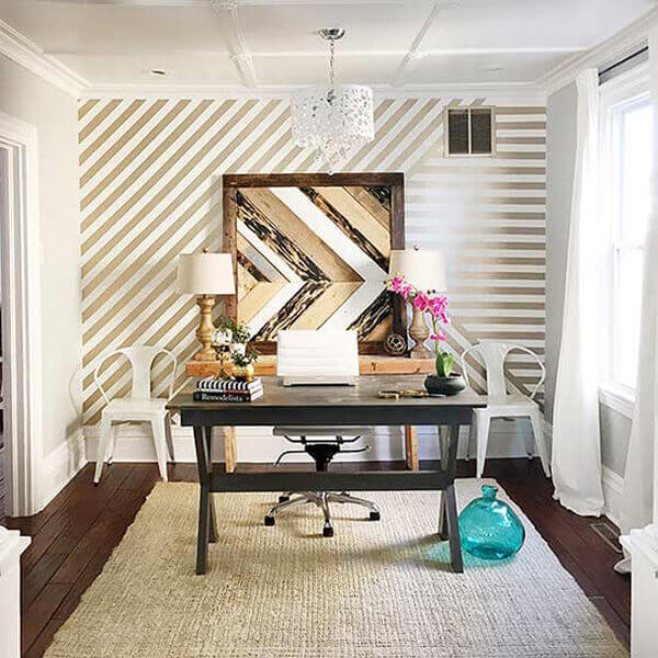 Office Decorating Idea by Kindred Creative Interiors - Shutterfly.com