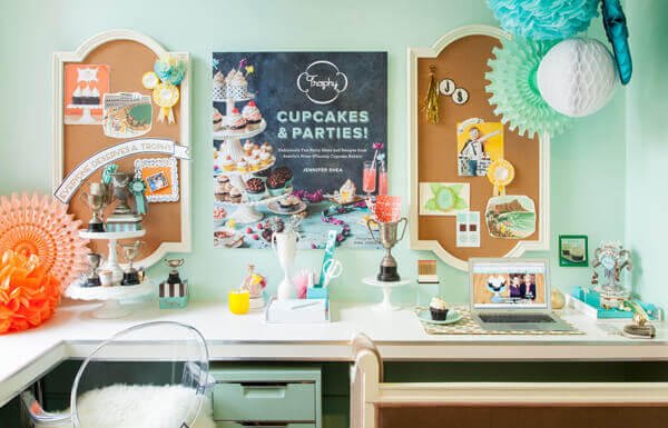 Office Decorating Idea by Rina Jordan Photography - Shutterfly.com