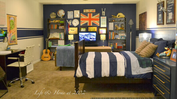 Teen Room Idea by Life and Home at 2102 - Shutterfly.com