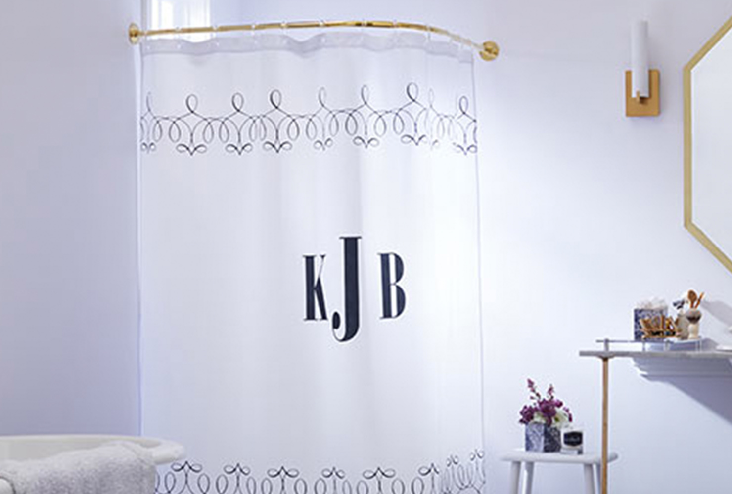 Bathroom Decoration Idea by Shutterfly