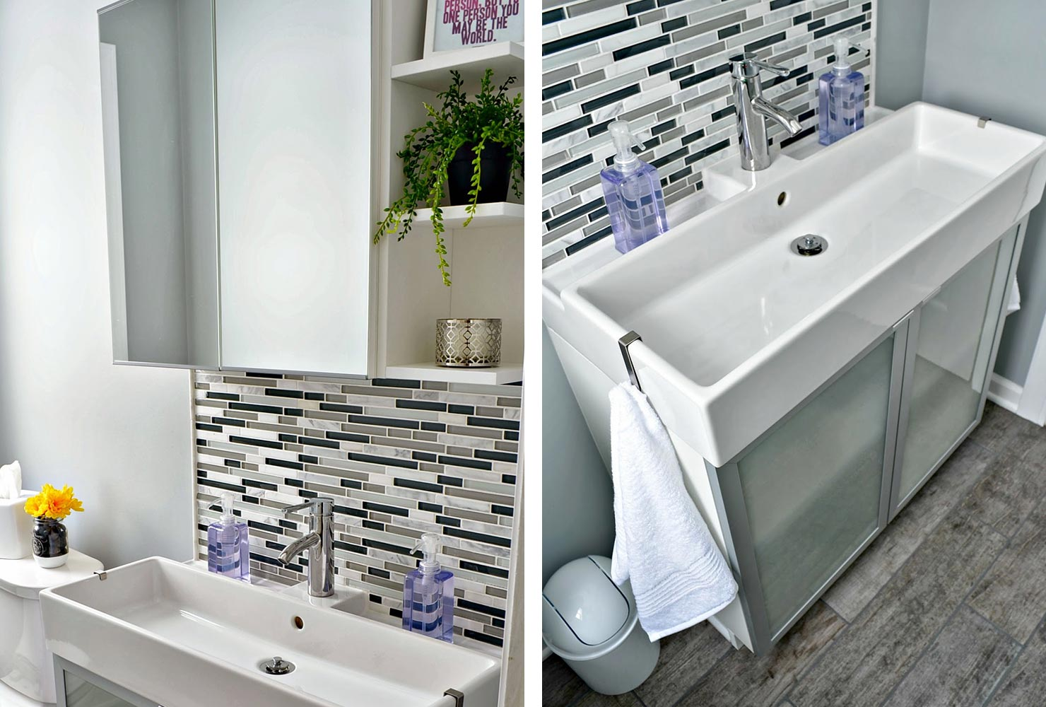 Bathroom Decoration Idea by An Inviting Home - Shutterfly