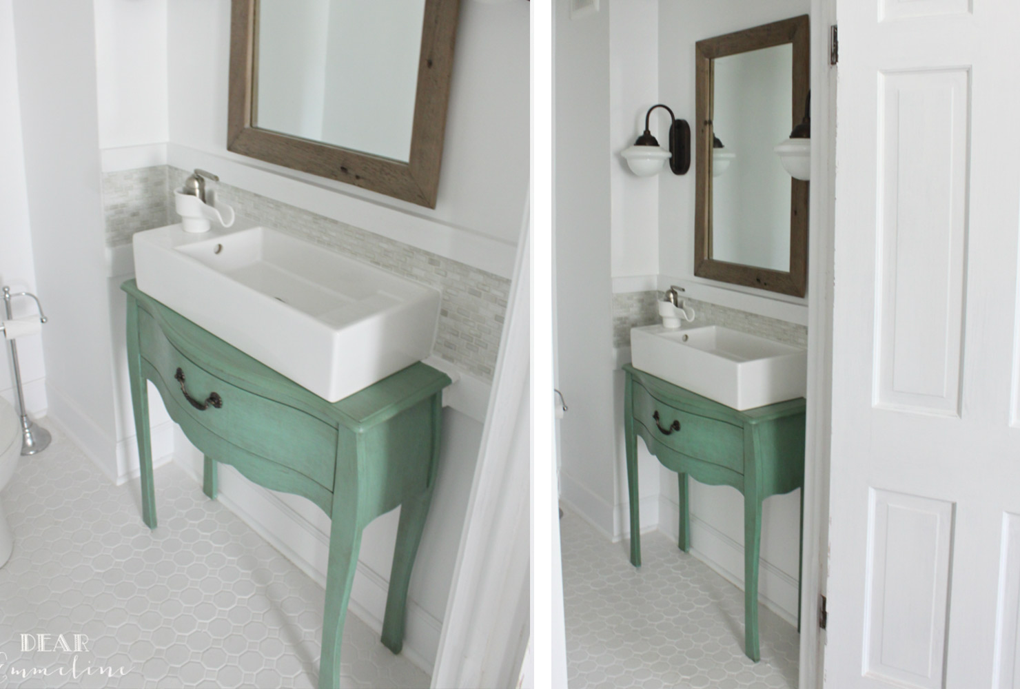 Bathroom Decoration Idea by Petal and Ply - Shutterfly