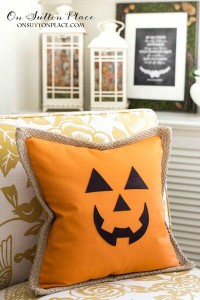 Fall Decorating Idea by On Sutton Place - Shutterfly.com