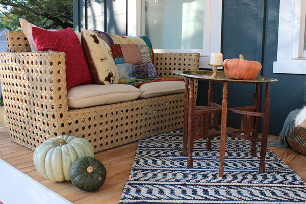 Fall Decorating Idea by The White Buffalo Styling Co - Shutterfly.com