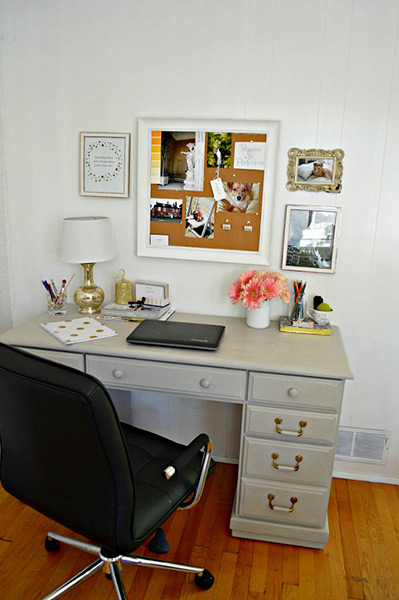 Office Decorating Idea by A Detailed Palette - Shutterfly.com
