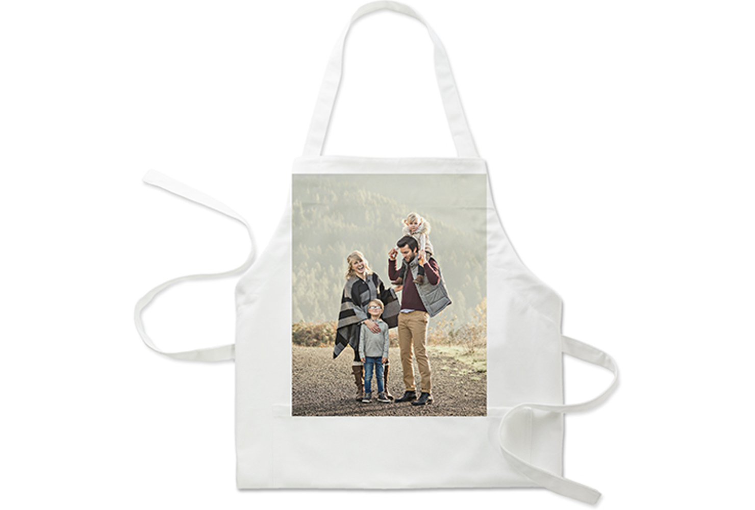 photo gallery apron