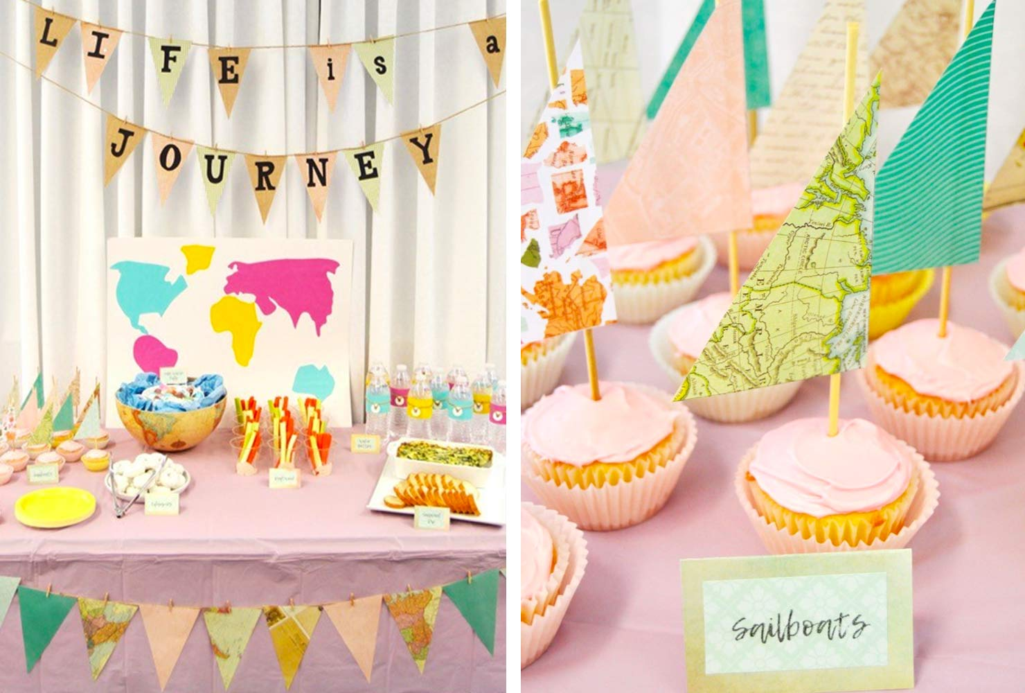 baby boy baby shower themes life is a journey