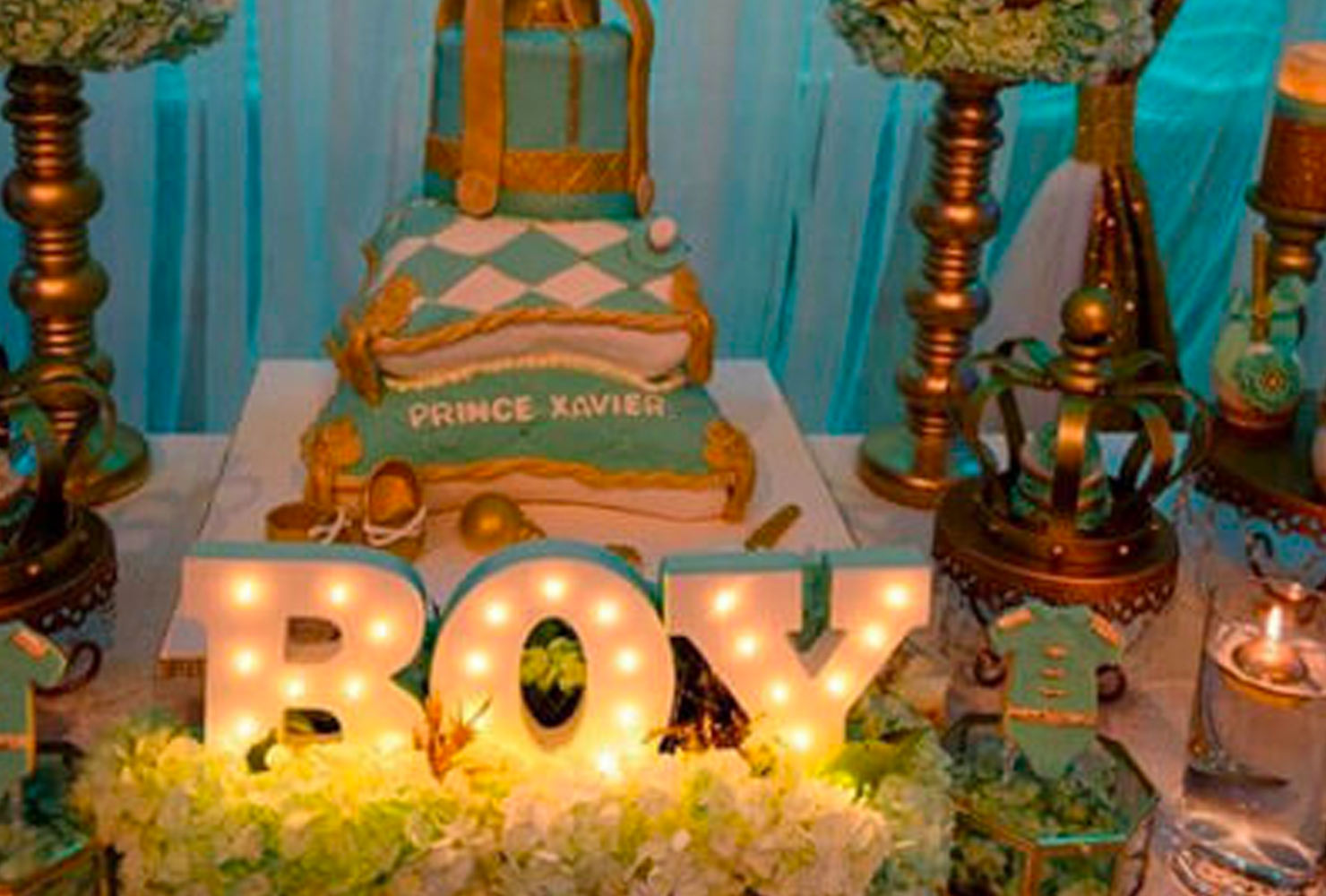 baby boy baby shower themes little prince