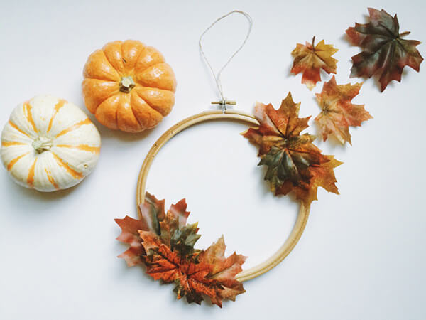 Fall Decorating Idea by Writes Like A Girl - Shutterfly.com