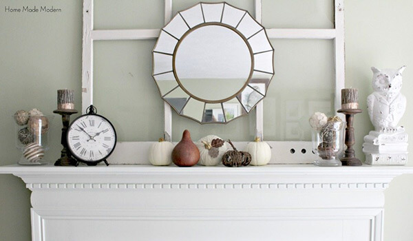 Fall Decorating Idea by Home Made Modern - Shutterfly.com