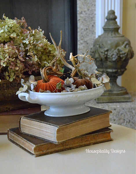 Fall Decorating Idea by Housepitality Designs - Shutterfly.com