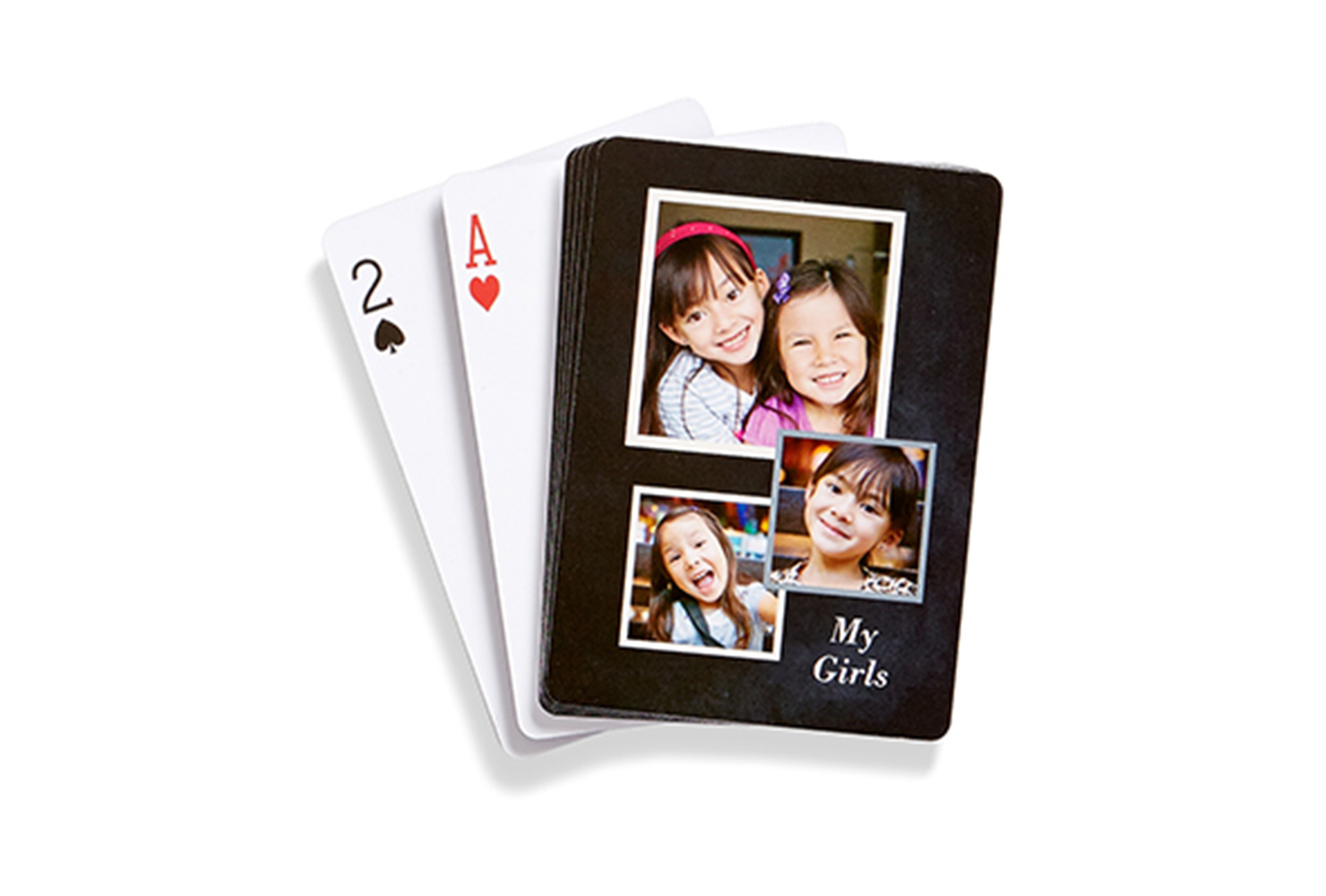 gifts for dad family playing cards