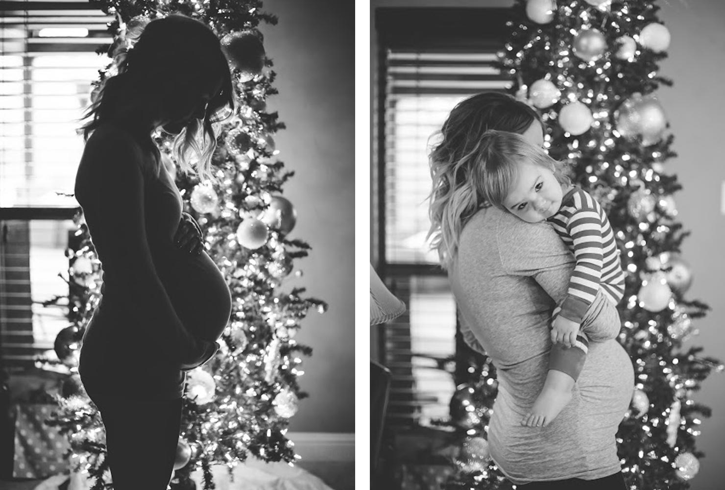 christmas baby announcement ideas christmas morning.