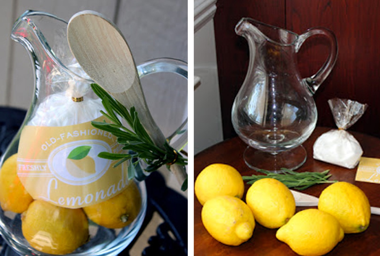 creative gift ideas lemonade kit with pitcher width