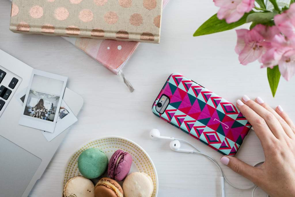 Cute iPhone case for a gift.