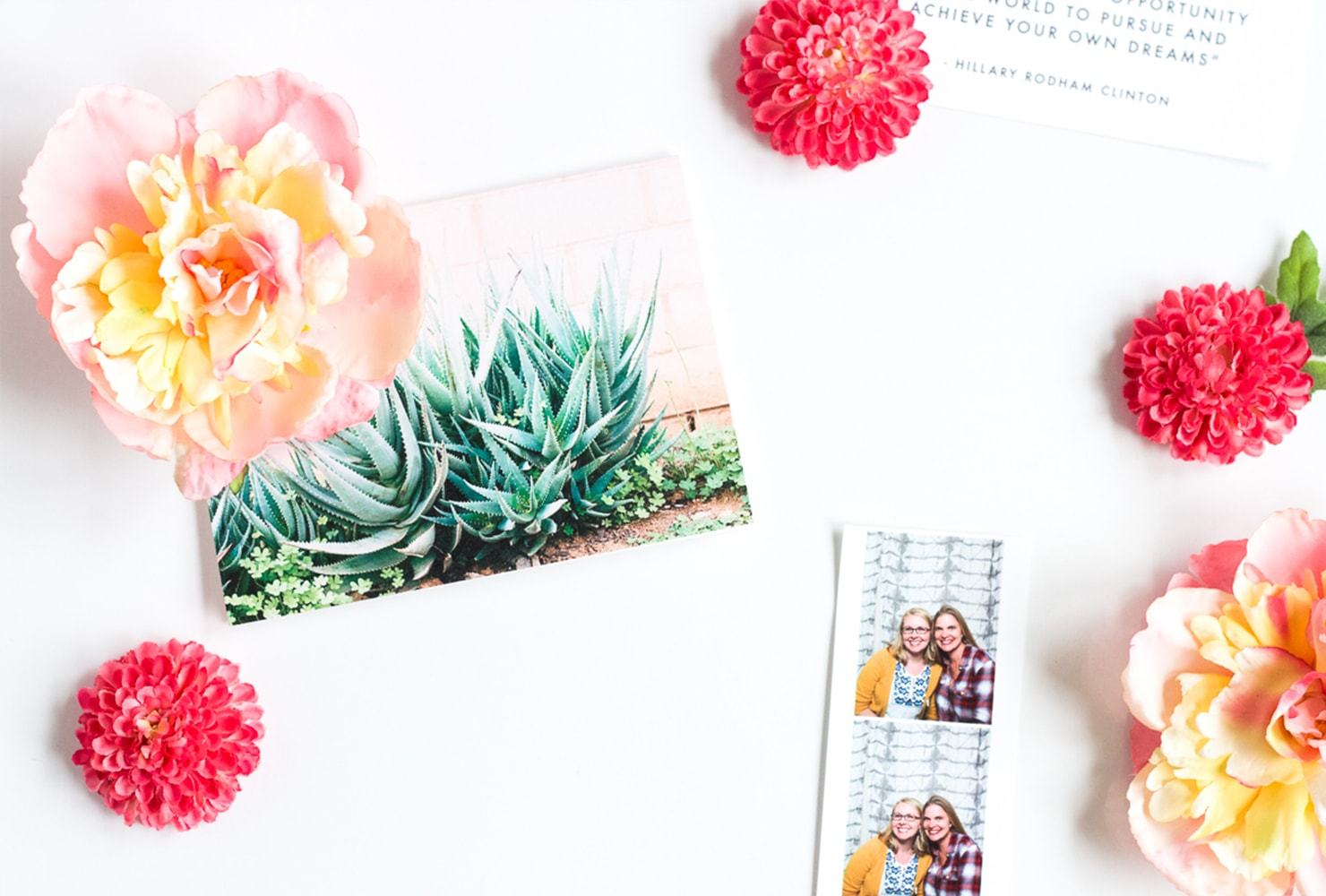 last minute gift ideas diy flower magnets