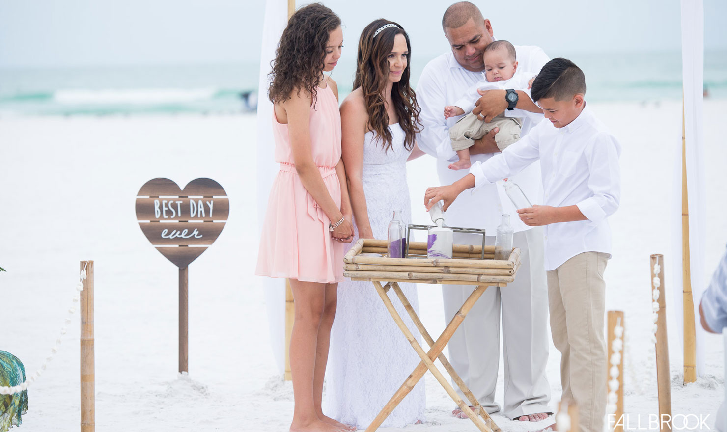 Unity Ceremony Ideas Joining of Families