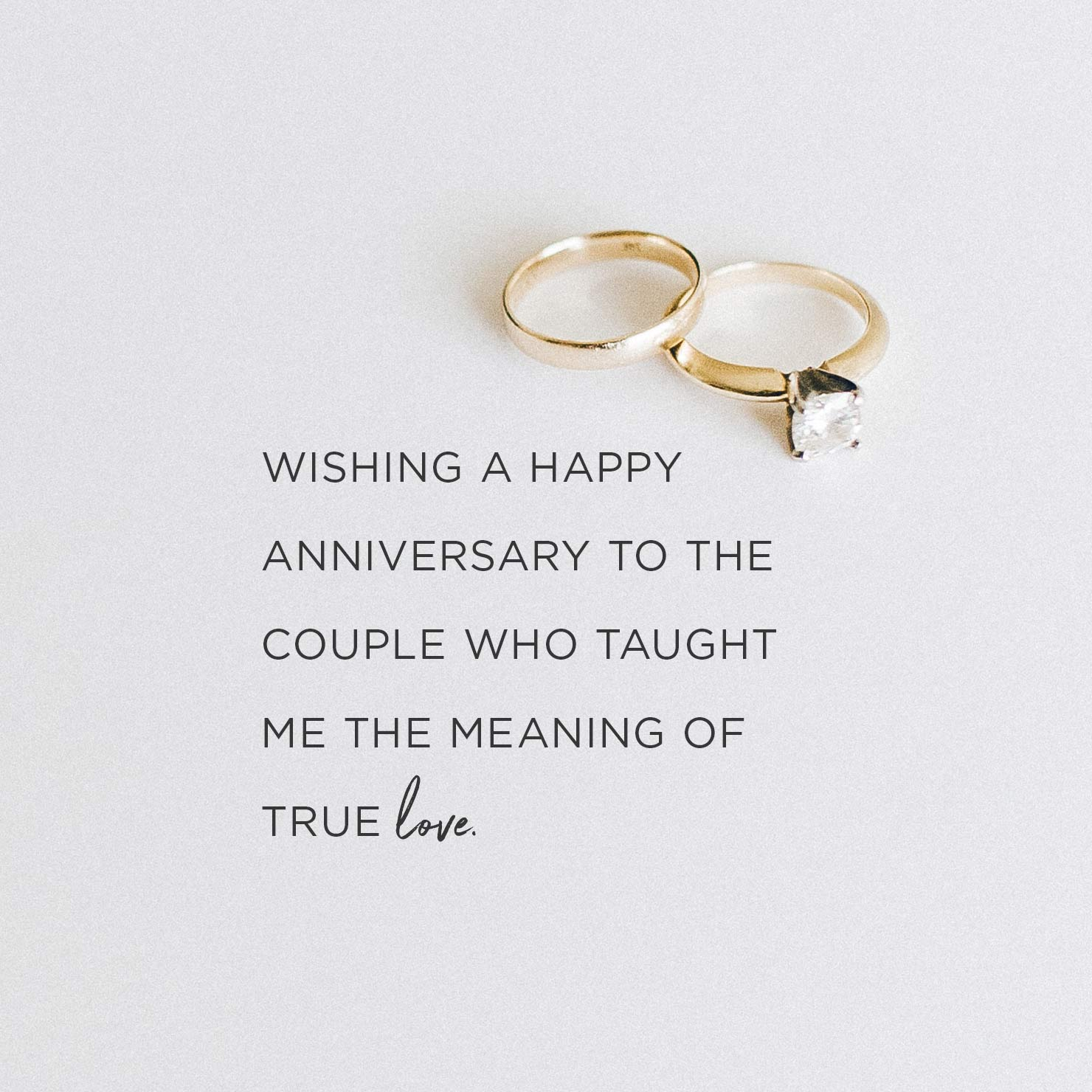 anniversary message for parents