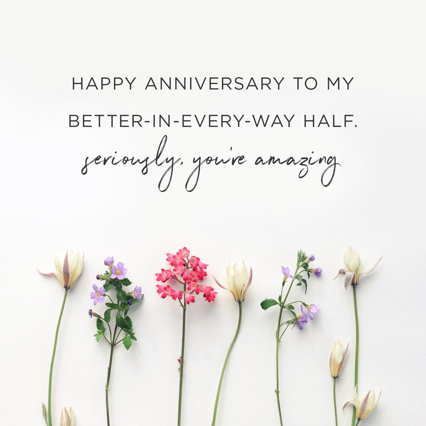 sweet anniversary message