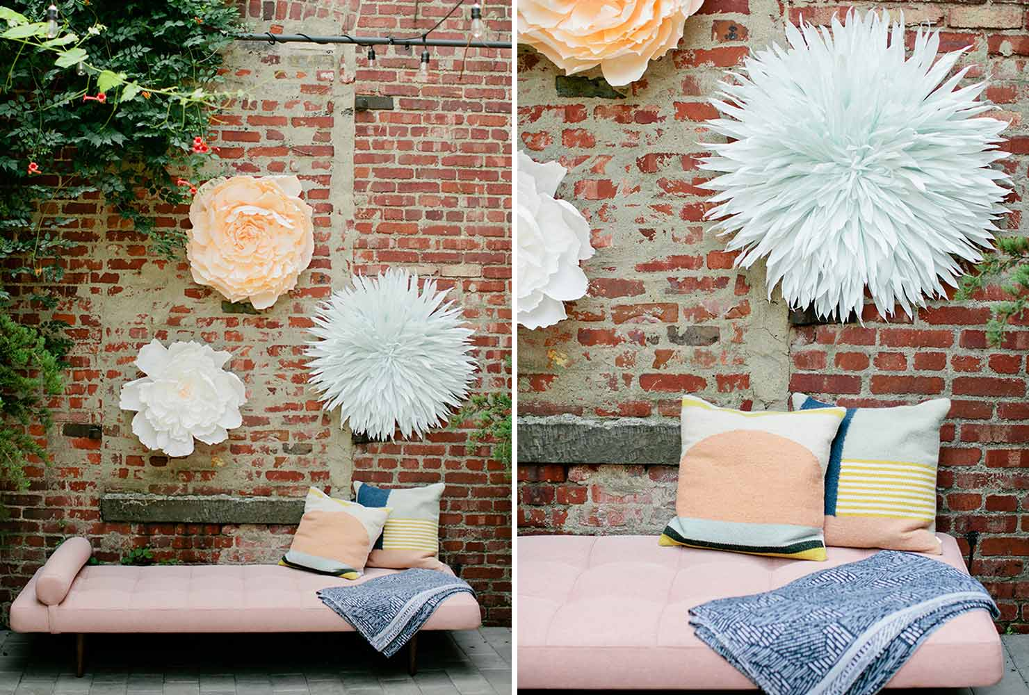 gifts for everyone giant paper flowers