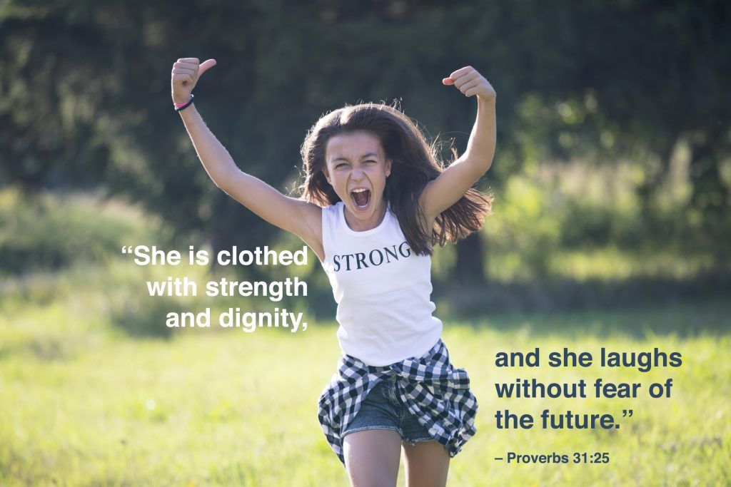 strong women quote represents strength, independence. Girl power.