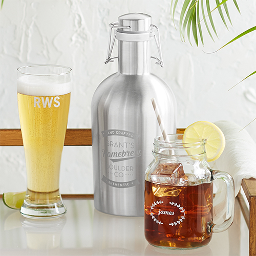 A growler for the ultimate summer gift idea.