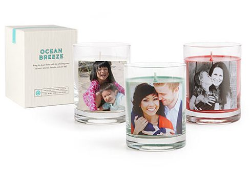 Candle set for a cute gift idea.