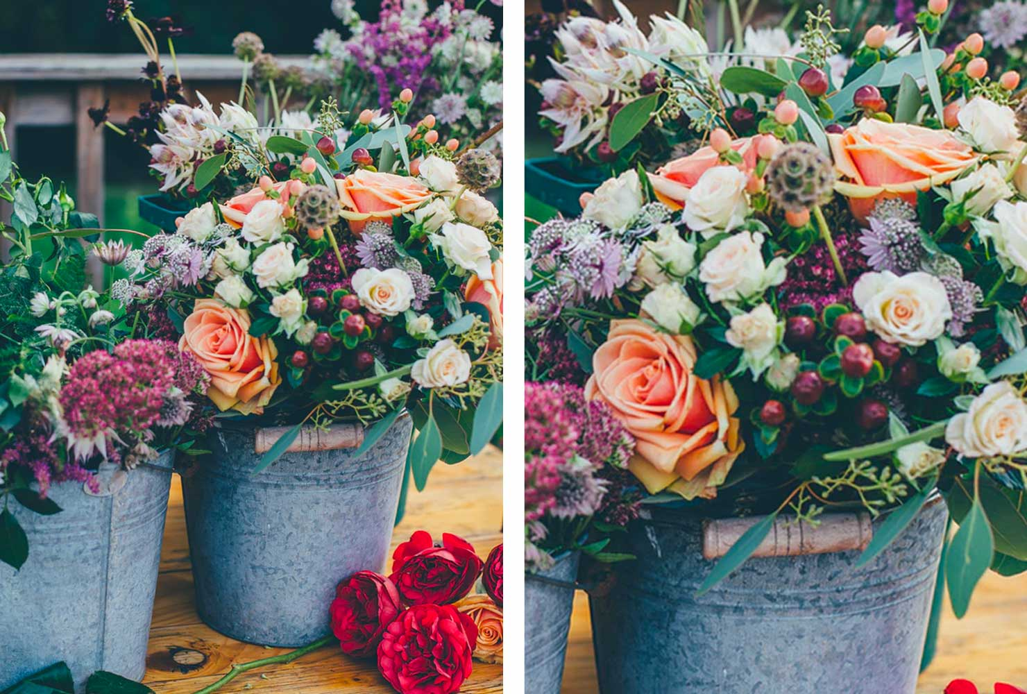 navy blue and burgundy wedding ideas wild for flowers