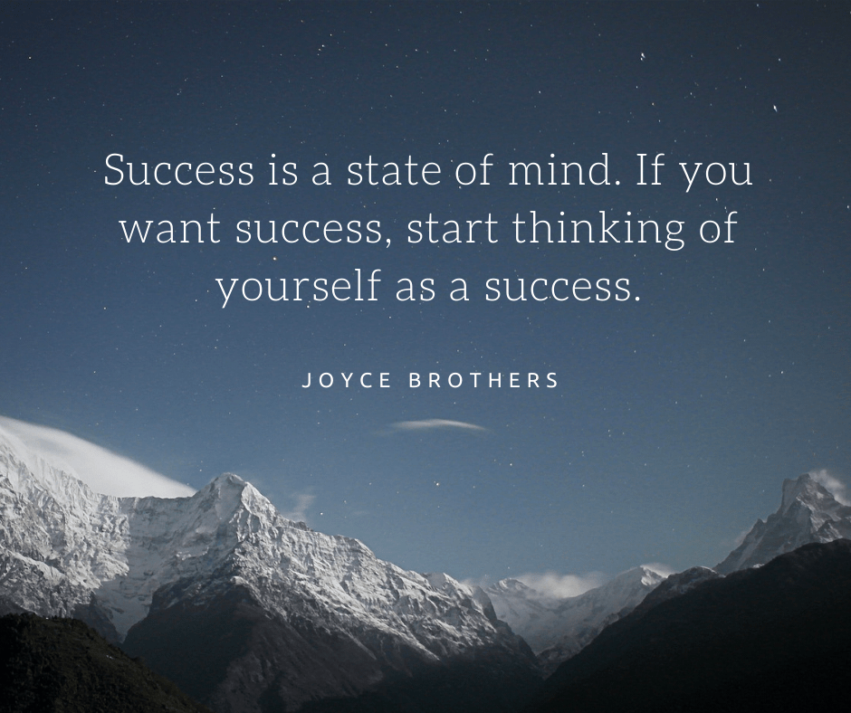 inspirational quote about success and hard work