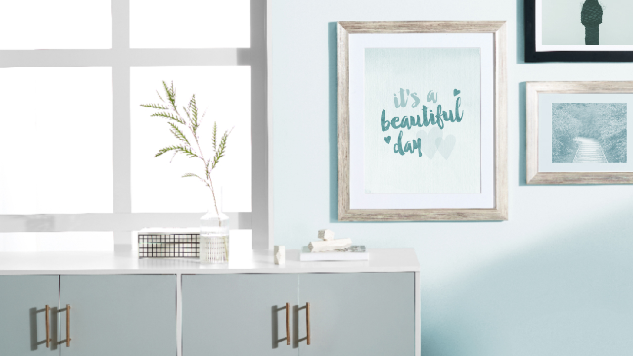 It's A Beautiful Day Wall Quotes