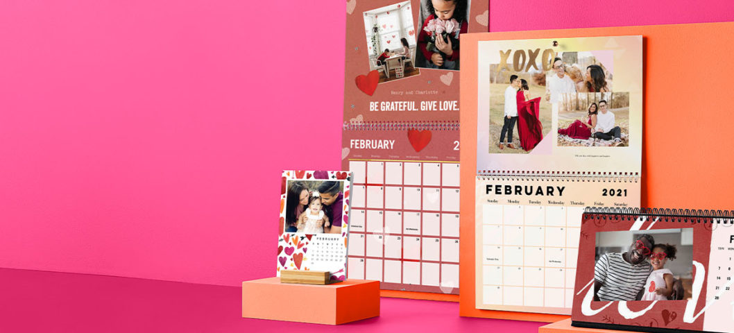 Best 2021 calendar with holidays. Shutterfly options for wall calendars and office calendars